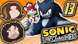 Sonic Unleashed: Goofy Rubbery Swingin