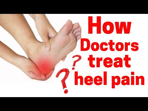 Heel Pain Epidemic Video 7: Visiting a Foot Doctor