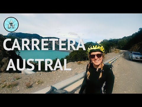 Cycling the Carretera Austral, Chile - Puerto Montt to Villa O'Higgins