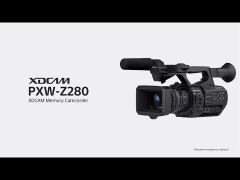 Sony| PXW-Z280 | Introduction Video