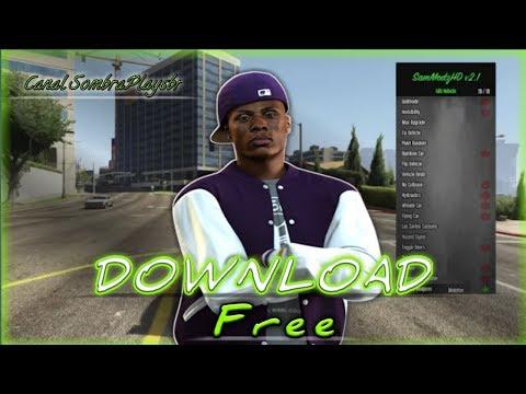 [GTA5/PS3] Mod menu SamModsHD Sprx v2.1 Give Rp + Non Host Kick + Download free