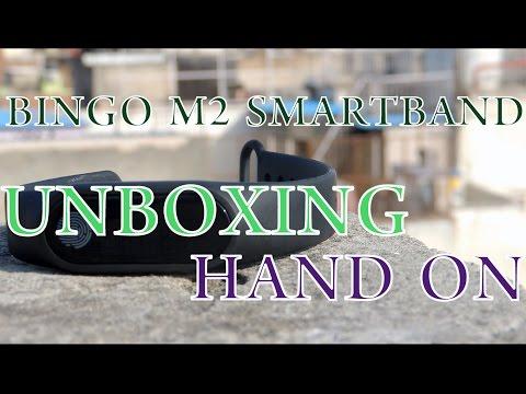 Bingo M2 Fitness Band Unboxing | HIndi/English | Hands on | Budget Fitness Tracker