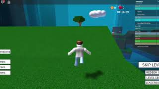 Download *CODE TO GET MOON DIMENSION ON ROBLOX SPEED RUN 4* Video