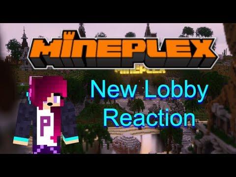 🔴 Live! // Touring Mineplex's BRAND NEW LOBBY!