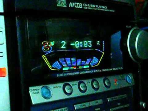 CD Pre-gap recording.
