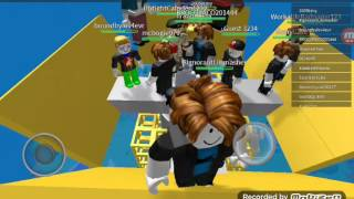 My First TimemPlaying ROBLOX