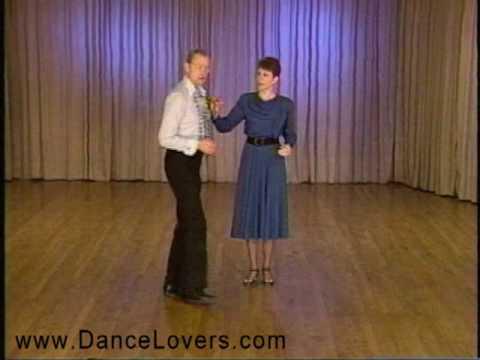Learn to Dance the Bolero - Basic Step - Ballroom Dancing