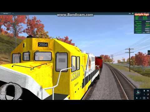 GTA V Train in Trainz!