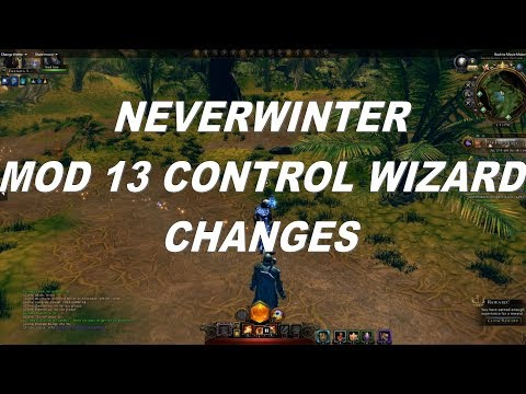 Neverwinter MOD 13 NERF Is it time to put the CW  rest