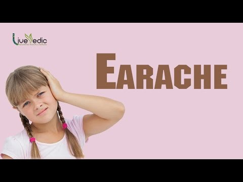 DIY: Best Cure For Kids Earache with Natural Home Remedies | LIVE VEDIC