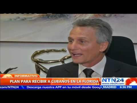 La Florida organiza plan para recibir cubanos exiliados en Costa Rica