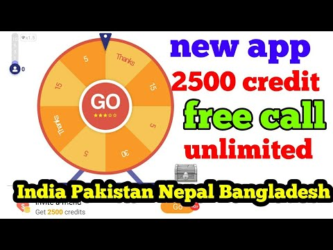 new app Dacall unlimited free call anywhere India Pakistan / Indiakhan7