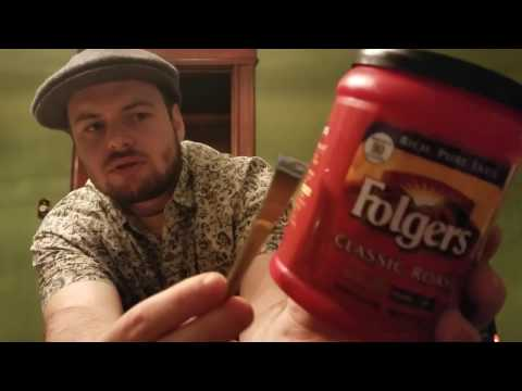 Mountain Grown Folgers Classic Roast Medium review and tutorial.