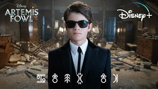 Time to Suit Up | Artemis Fowl | Disney+