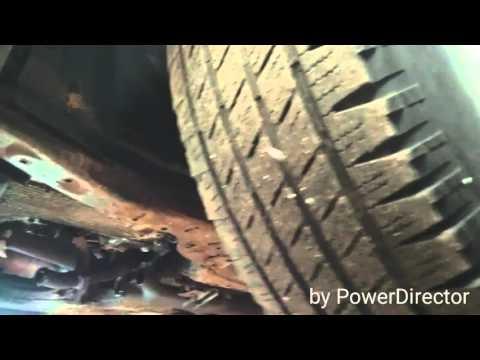 DIY How to fix Nissan Murano loud exhaust noise leak