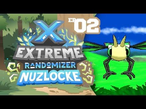 THE WEIRDEST ABILITY EVER! - Pokémon X Extreme Randomizer Nuzlocke w/ Supra! Episode #02