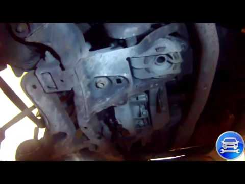 How to Change manual transmission Vauxhall astra 2005 opel astra
