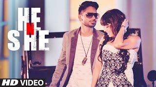"""He N She"" Full Video Song    Honey Mirza    T-SERIES APNAPUNJAB"