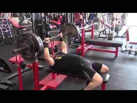 Jason Blaha Teaches You How To Bench Press Heavy & Safely Without A Spotter!!!