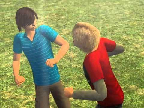 Life as a Werewolf Ep 5  (Sims 2 )