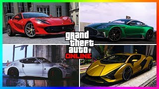 10 Cars & Vehicles You ABSOLUTELY Must Own In GTA 5 Online! (UPDATED 2020)