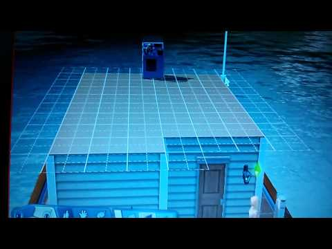 Sims 3 second floor tutorial