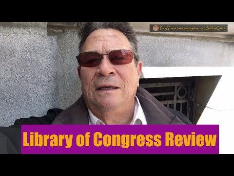Forrest Fenn's Memoir is Not at the Library of Congress