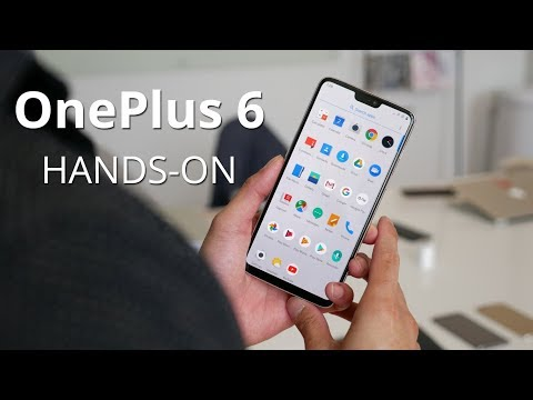 OnePlus 6 hands-on: the affordable flagship returns