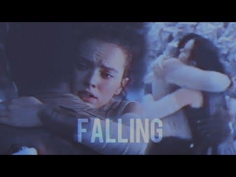 Finn & Rey | Falling For You (+TLJ)