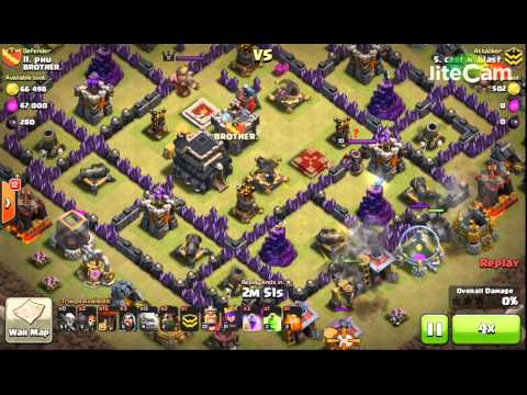 Poison spell review pt2. Clash of Clans update