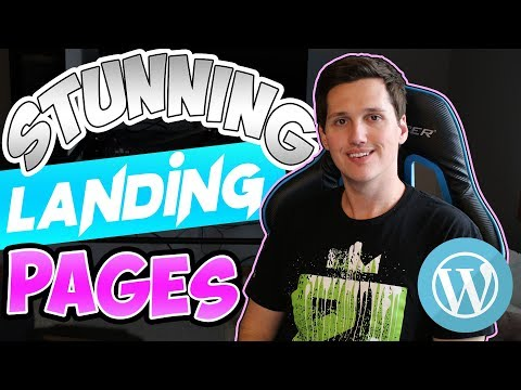 CREATE SHOCKINGLY EFFECTIVE WORDPRESS LANDING PAGES IN MINUTES!
