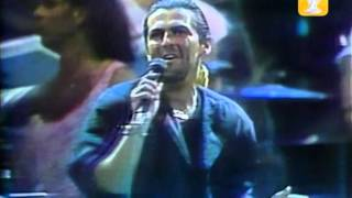 Thomas Anders, Geronimo´s Cadillac, Festival de #ViñadelMar 1989