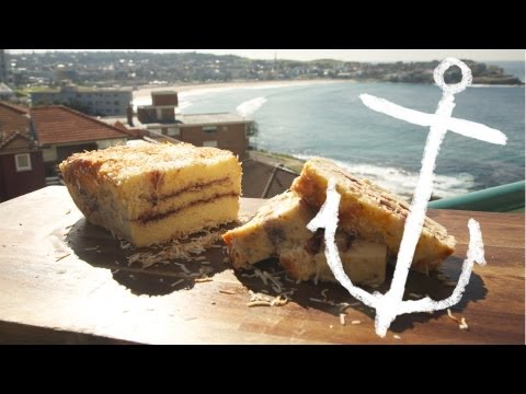 How to make Bread and Butter Pudding Bondi Harvest