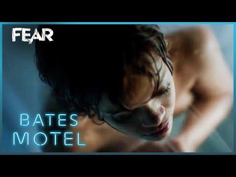 Xxx Mp4 Rihanna 39 S Psycho Shower Scene Bates Motel 3gp Sex