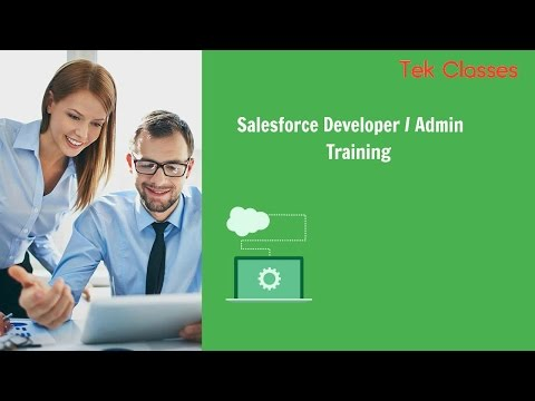 Salesforce Training | Salesforce Online Training | Salesforce Demo Videos