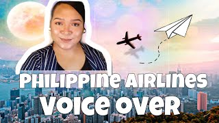 Philippine Airlines | Voice Over