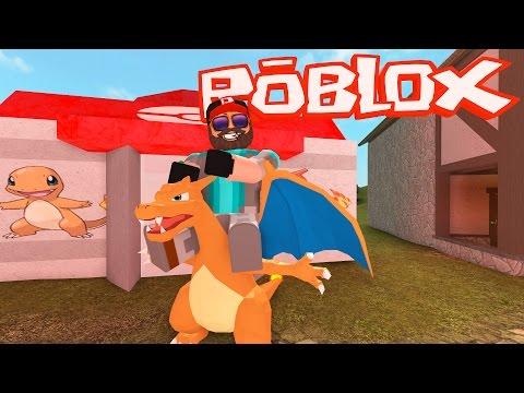CHARIZARD!! | Pokémon Brick Bronze [#11] | ROBLOX