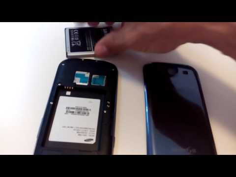Galaxy S3: Where is the Water Indicator Sticker? Several Places