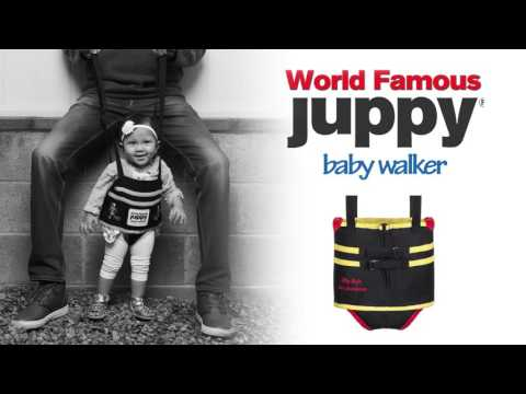 Juppy - A Safe & Easy Way To Teach Your Baby To Walk