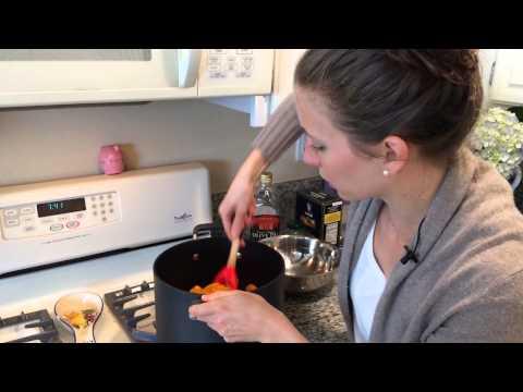Pumpkin Butternut Squash Soup - Vegan Friendly