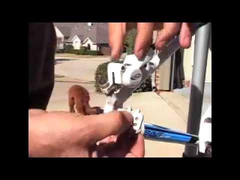 Avid Juicy brake pad replacement