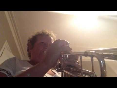 Super high notes on trumpet