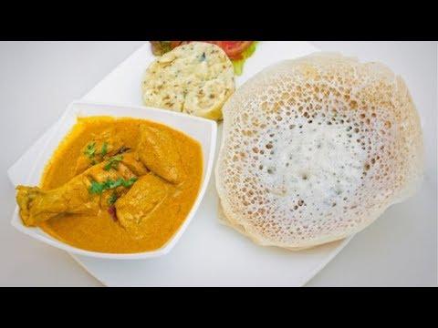 Kerala Appam | പാലപ്പം | Soft Palappam | Malayalam Appam Recipe #1 | Pachakalokam