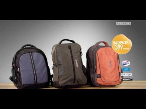 BIG BAZAAR Backpacks TVC