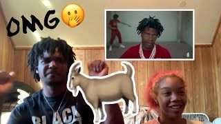 "Lil Durk - ft. Lil Baby & Polo G ""3 Headed Goat"" REACTION!!!"