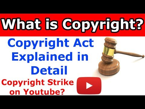 What is Copyright Policy in Hindi | What is Copyright Strike in Hindi