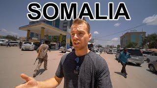 1 DAY as a TOURIST in SOMALIA (Extreme Travel Somalia)