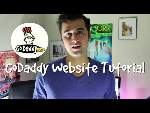 How To Make a WordPress Website with GoDaddy