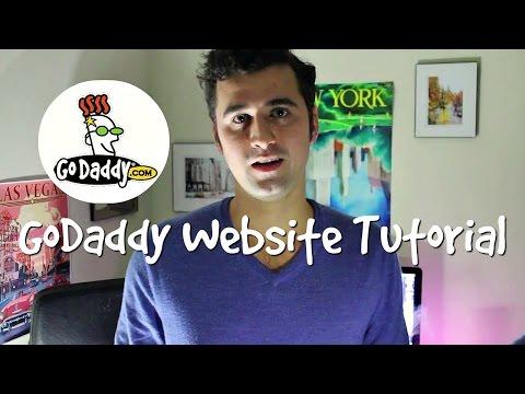 How To Make a WordPress Website with GoDaddy - 2017