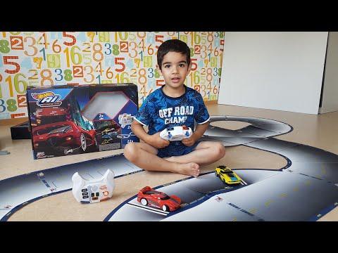 Hot Wheels AI Goes High-Tech Cars for Kids Street racing